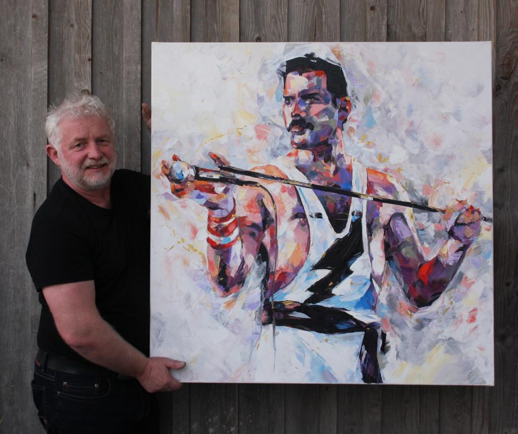 PF Freddie Mercury